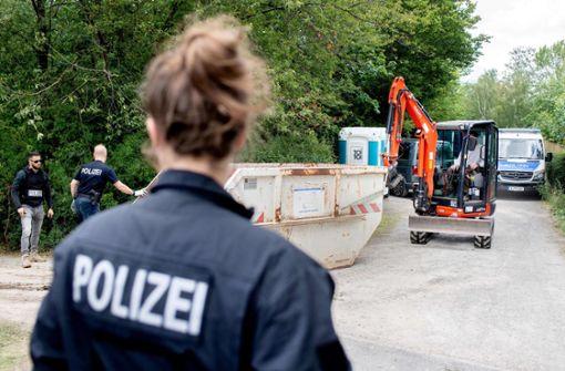 Verdächtiger Deutscher bleibt  in Haft