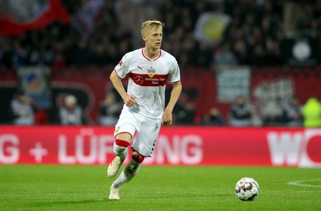 Timo Baumgartl ist noch jung – aber er hat beim VfB Stuttgart schon viel erlebt. Foto: Getty