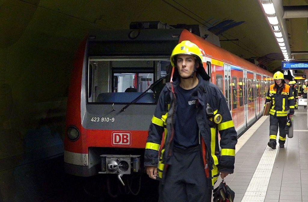 S Bahn Unglück Nürnberg