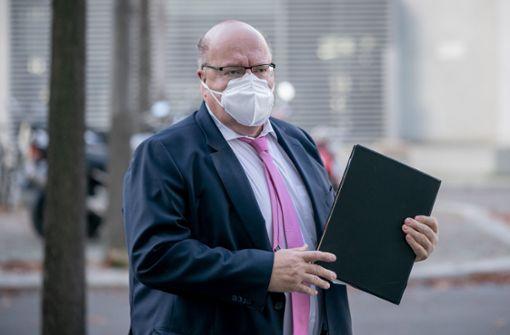 Altmaier: Rechtsstaatlichkeit in USA muss außer Zweifel stehen