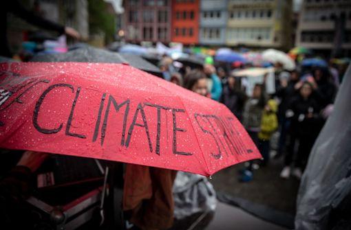 Hunderte Klimaschützer treffen sich in Heidelberg