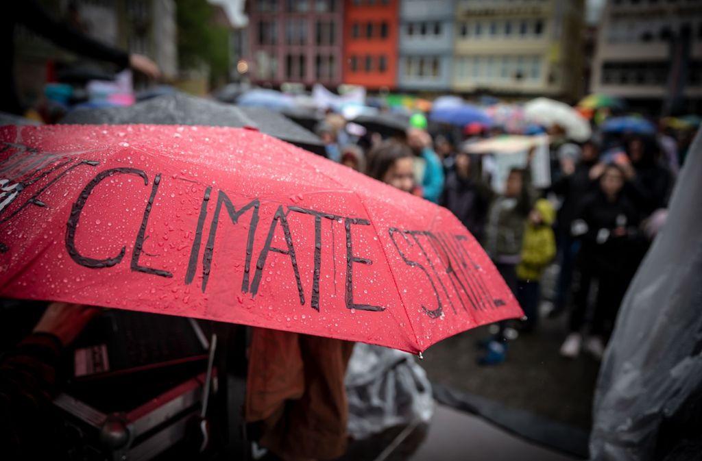 Die International Conference on Climate Action wird in Heidelberg stattfinden (Symbolbild). Foto: Lichtgut/Julian Rettig