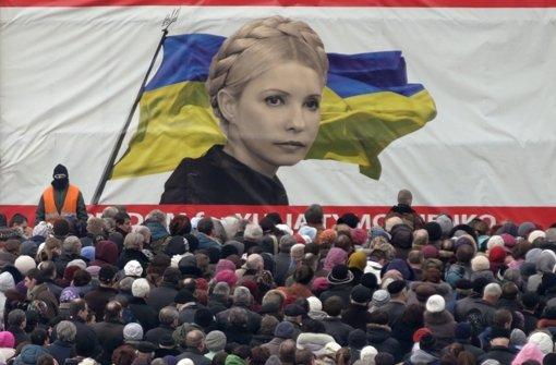 Kiew braucht Geld aus Brüssel