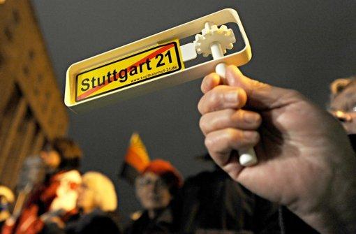 Zu Stuttgart 21 soll eine neue Kosten-Nutzen-Rechnung her. Foto: dpa