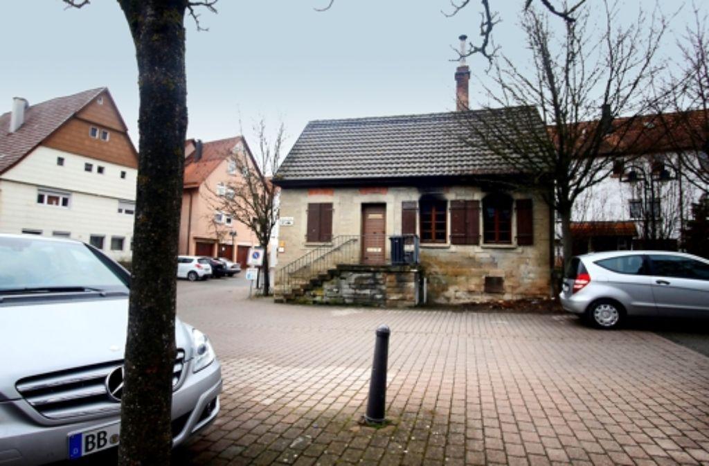 Das Backhaus steht seit 1846 in der Ortsmitte von Kuppingen. Foto: factum/Granville