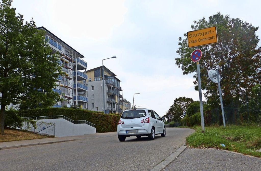 Auf der Straße Roter Stich wird zu schnell gefahren. Foto: Uli Nagel