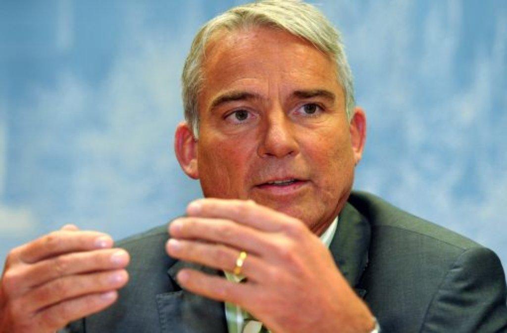 Thomas Strobl (CDU) ist derzeit nicht gut auf die FDP zu sprechen. Foto: dpa