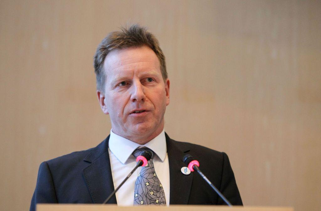 Ralph Schertlen will wieder ins Kommunalparlament einziehen. Foto: Lichtgut/Leif Piechowski