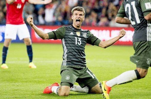 Deutschland mit lockerem Sieg in Norwegen