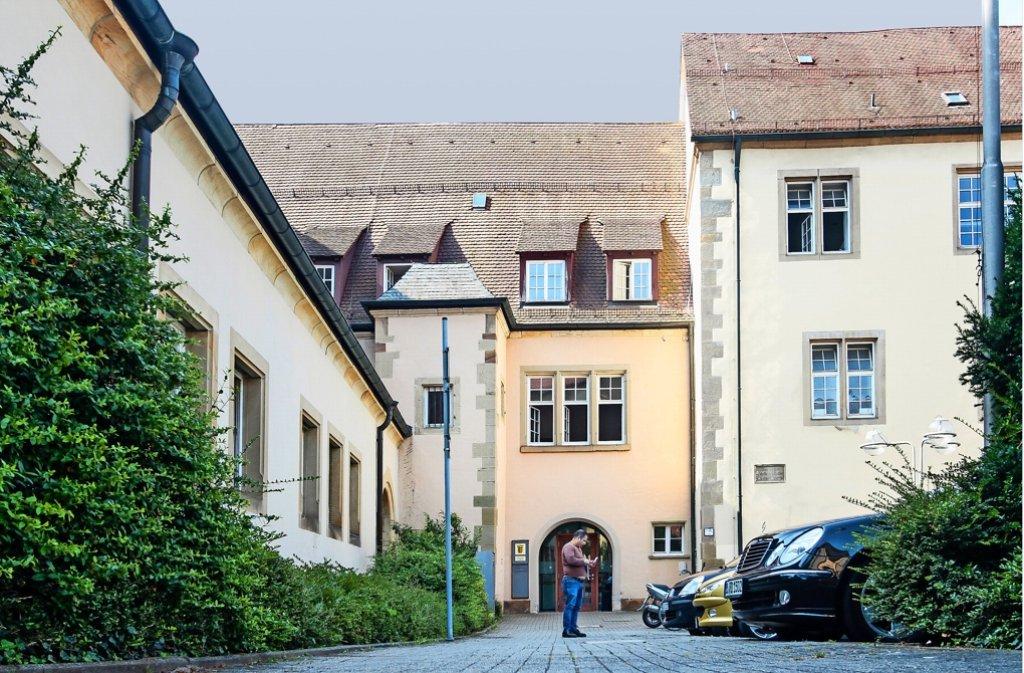 Im November starten die Arbeiten im Schloss. Foto: factum/Granville
