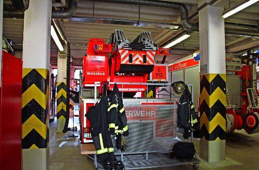 Feuerwehr  braucht  mehr Platz für Fahrzeuge