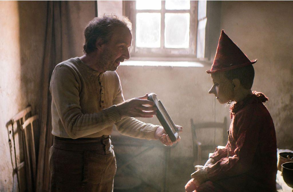"""Roberto Benigni in """"Pinocchio"""" Foto: Berlinale"""