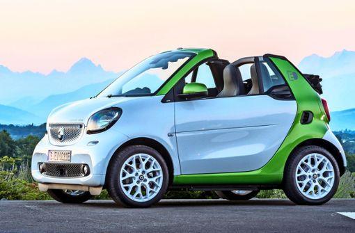 Daimler profitiert nur wegen des Smart