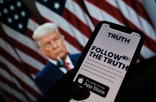 Ex-US-Präsident verkündet Pläne für eigenes Online-Netzwerk