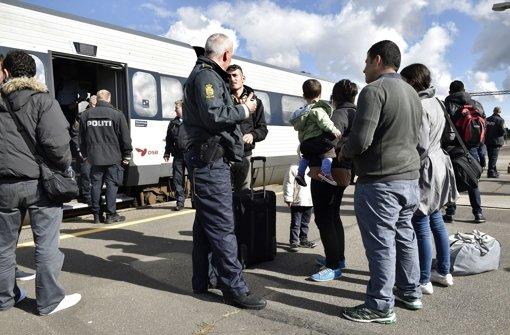 Dänische Bahn stoppt Züge aus Deutschland