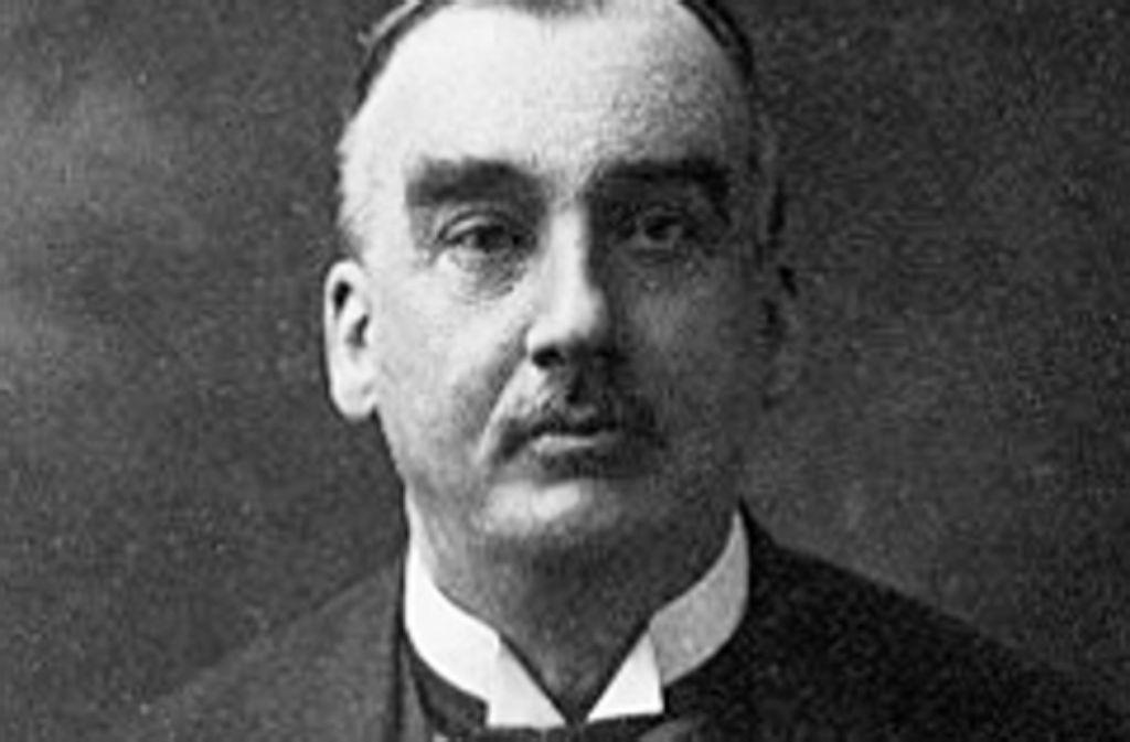 John Meade Falkner führte ein sehr bewegtes Leben. Foto: Archiv