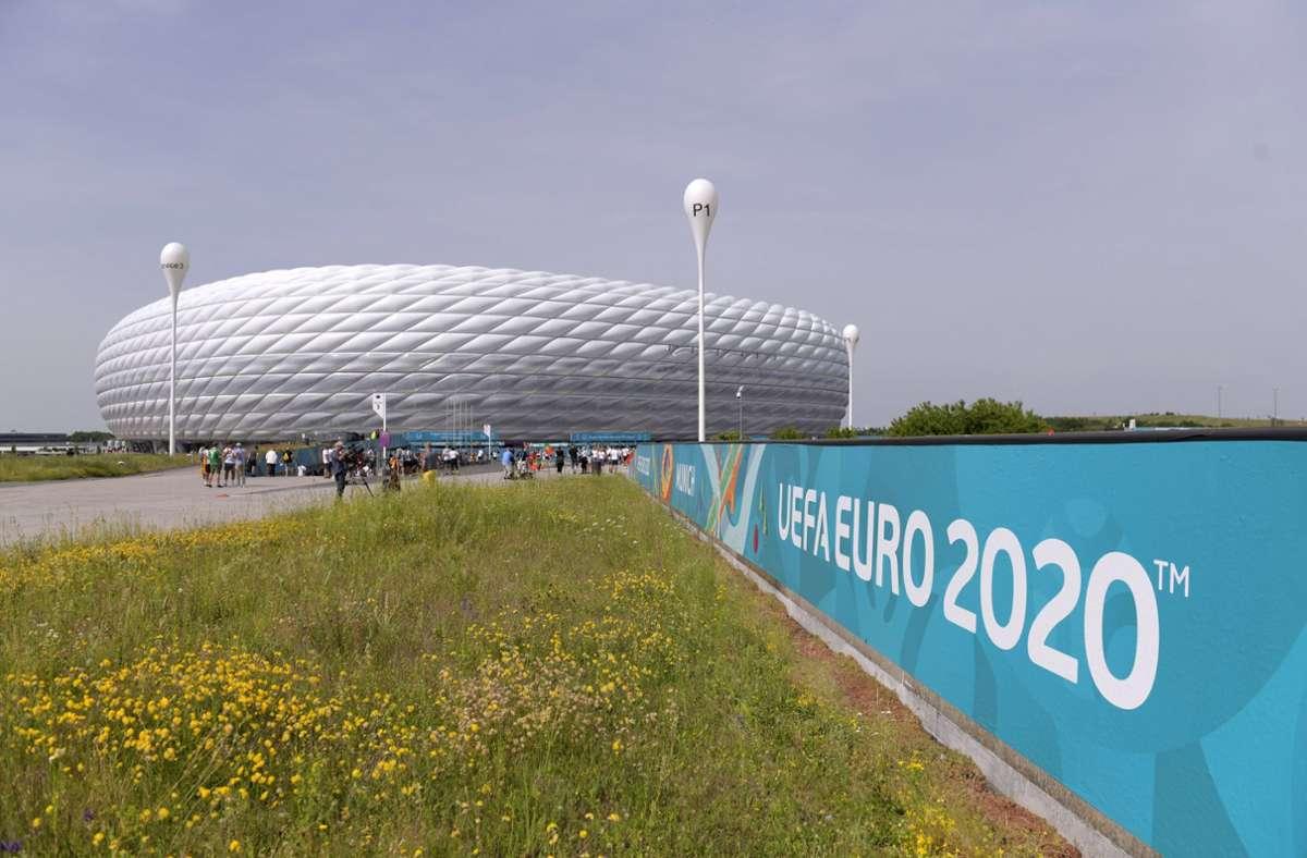 Die Entscheidung der Uefa stößt auf viel Kritik. Foto: imago images/MIS/via www.imago-images.de