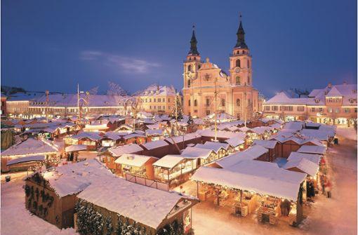 Hoffnung für den Barock-Weihnachtsmarkt