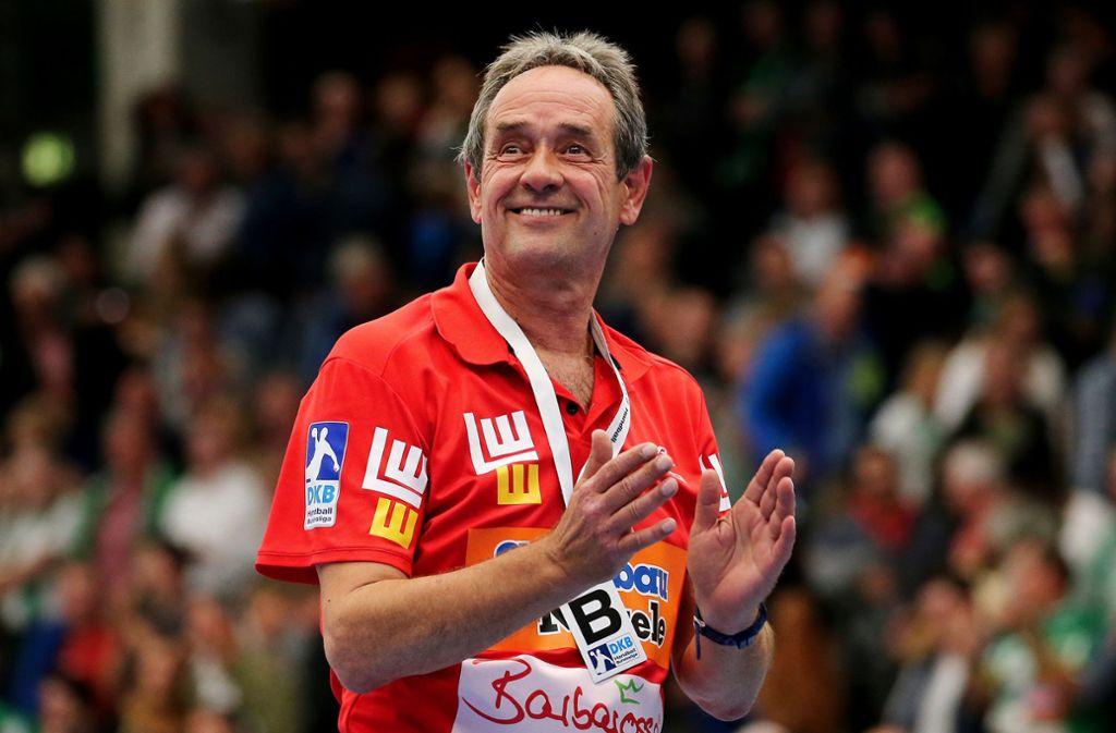 Rolf Brack, der frühere Bundesligatrainer von Frisch Auf Göppingen und Schweizer Nationalcoach, fordert mehr  Konzentration auf die Stärken in der Nationalmannschaft. Foto: Baumann