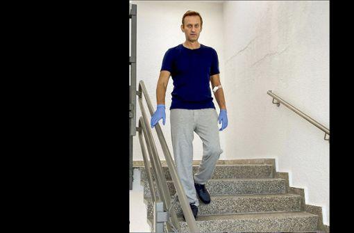 Wie geht es mit Alexej Nawalny jetzt weiter?