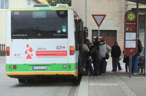 Omnibusse werden immer sicherer