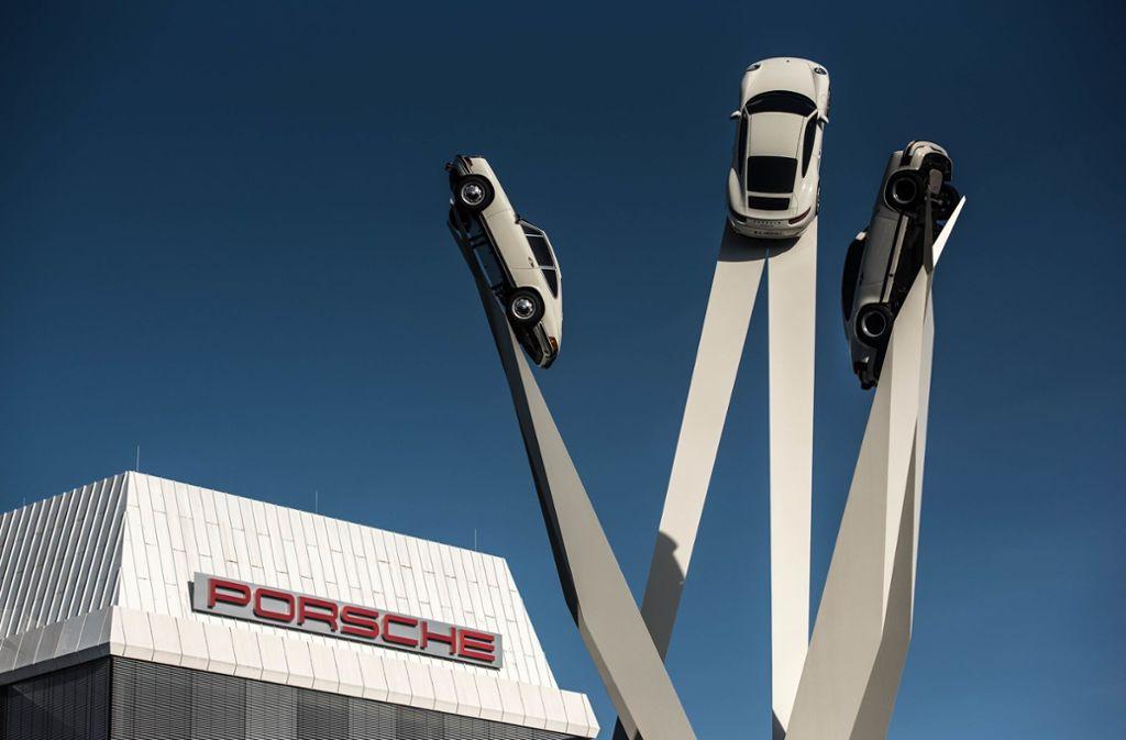 Zuffenhausen ohne Porsche ist kaum vorstellbar. Foto: Lichtgut/Max Kovalenko