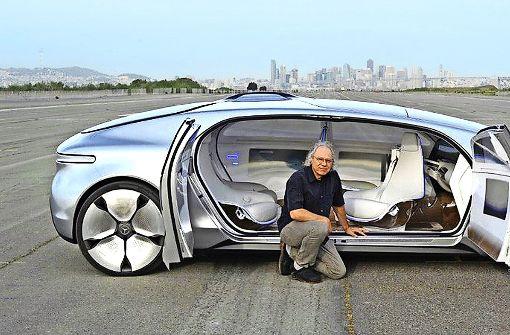Der unbequeme Querdenker fürs autonome Fahren