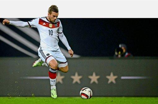 Podolski unterschreibt bei Galatasaray