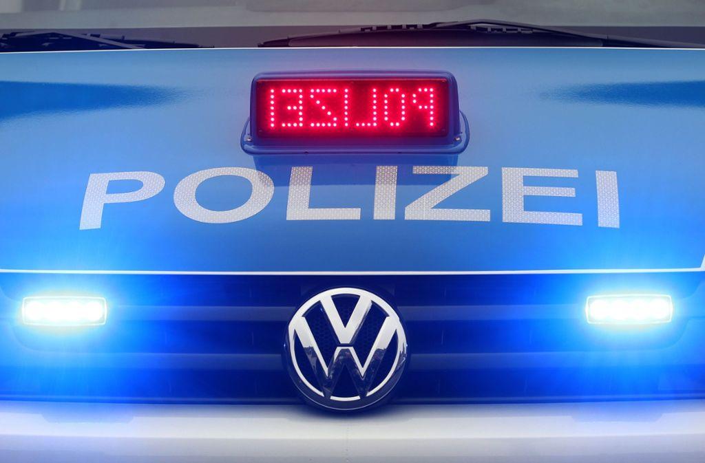 Die Polizei meldet einen sexuellen Übergriff. Foto: dpa