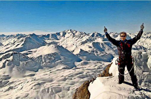 Der Aussteiger am Arlberg