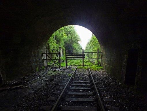 Die Spuren der Schwarzwaldbahn