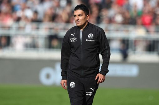 Trainer Kenan Kocak beurlaubt