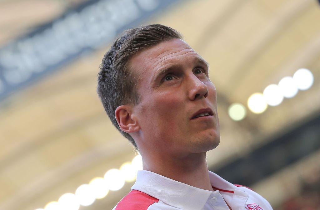 Hannes Wolf vom VfB Stuttgart denkt an Veränderungen im Fußball. Foto: Pressefoto Baumann