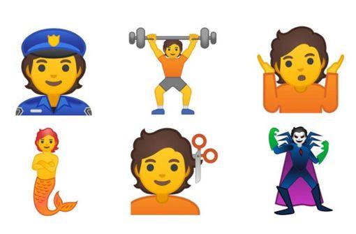 Google führt gender-neutrale Emojis ein