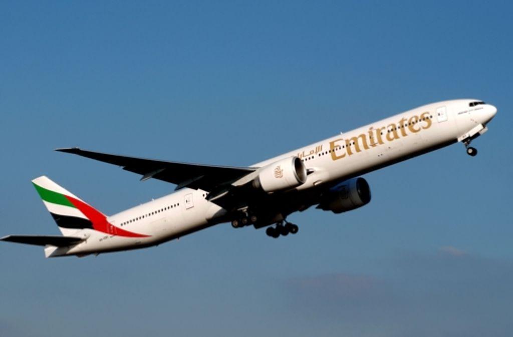 Fluggesellschaften wie die arabische Linie  Etihad werden von den Regierungen ihrer Länder massiv unterstützt. Foto: mauritius