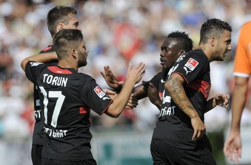 Labbadias Team gewinnt Testspiel gegen Valencia mit 1:0