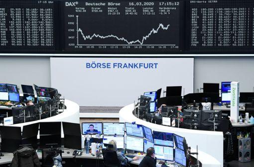 Technische Störung legt Handel an der Deutschen Börse lahm