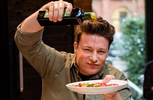 Restaurantkette von Jamie Oliver ist insolvent