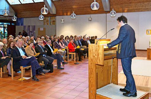 Visitation soll Kirchengemeinden voranbringen