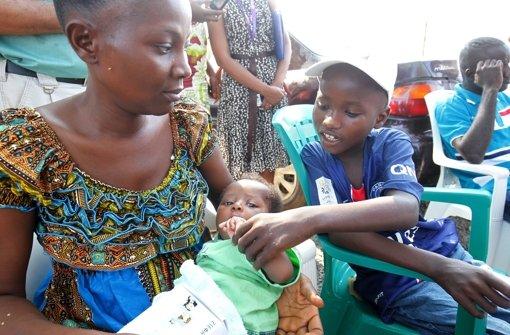 Westafrika wird für ebolafrei erklärt