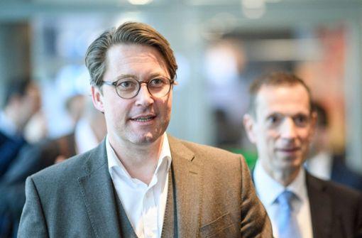 Minister Scheuer wirbt für  Nord-Ost-Ring