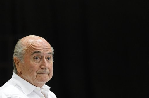 """""""Weltwoche"""" ehrt """"verkannten"""" Fifa-Chef"""