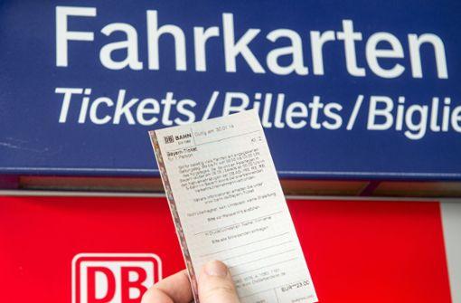 Viele Reisebüros stellen Bahnticketverkauf ein