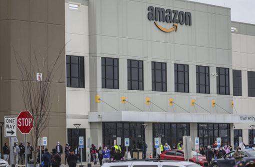 New York klagt gegen Online-Handelsriesen Amazon
