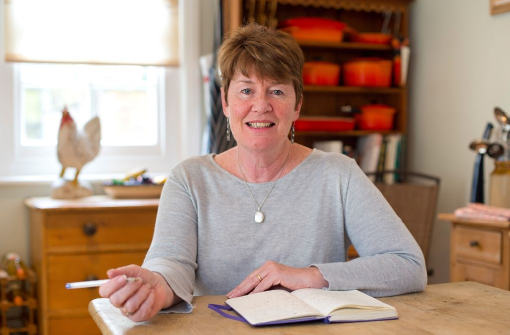 Fiona Barton hat einen spannenden Erstling vorgelegt. Foto: Justyn Wilsmore