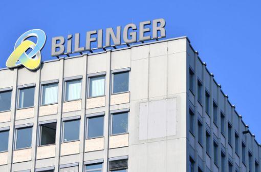 Bilfinger will von 12 Ex-Vorständen Schadenersatz in Millionenhöhe