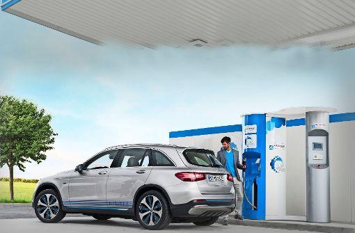 Wasserstoff-Autos im Wartemodus
