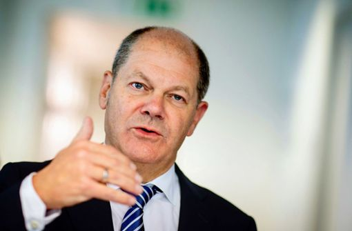 Börsenplan des Finanzministers in der Kritik