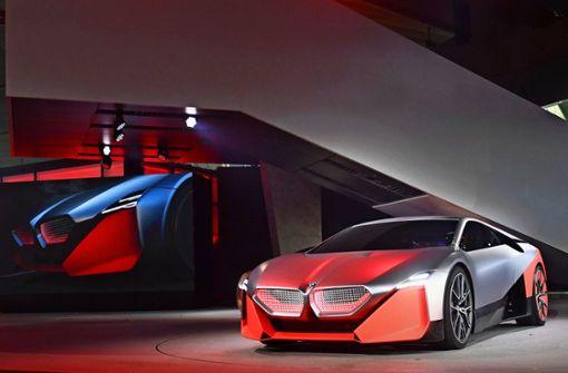 BMW  bringt   E-Pkw schneller auf den Markt