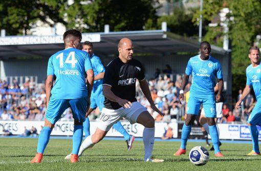 Stuttgarter Kickers bekommen VfL Nagold zugelost